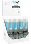 Jo Hybrid Silicone And Water Based Lubricant 1 Ounce 12...