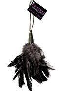 Fetish Fantasy Feather Tickler Black
